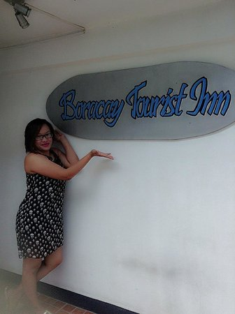 Boracay Tourists' Inn: very accommodating staff.. very considerate and budget friendly.