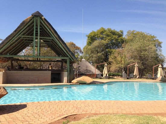 Mabula Game Lodge : Pool