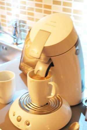 Nova Apartments Amsterdam : Coffee Maker