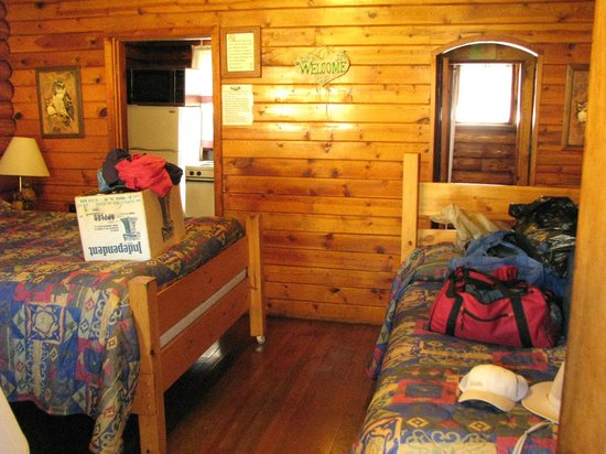Janssen's Lodestone Motel & Cabins: Very nice little cabin.