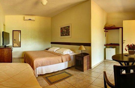 Hotel Fazenda Areia que Canta: Apartamentos confortáveis.