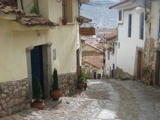 Casa La Samblena: fachada de dia