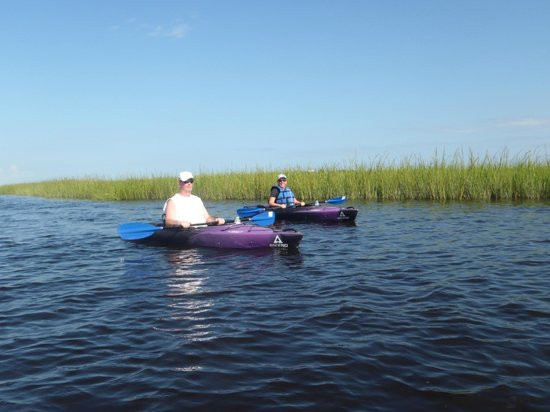 J L Kayaks Llc Kayak Tours And Als Kayaking In Sunset Beach