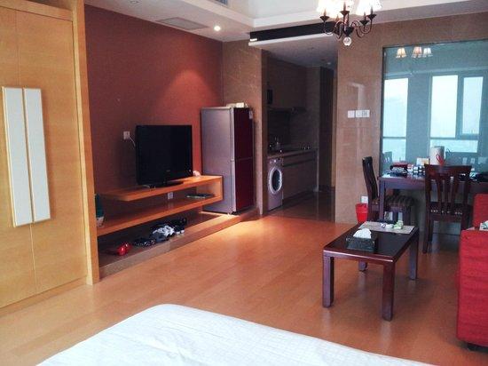 Yongli international service apartment p kin chine for Chambre 507 avis