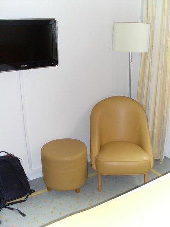 Grand Hotel Filippo: Sitzecke