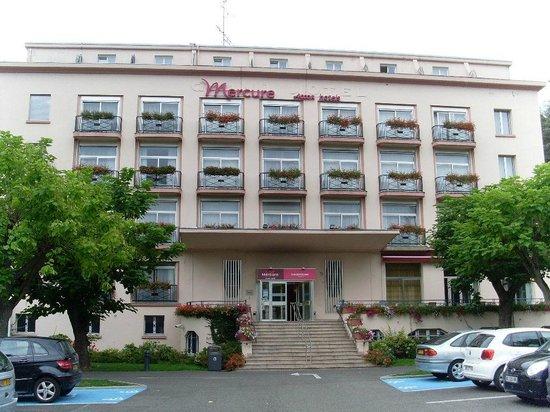 Grand Hotel Filippo: Aussenansicht