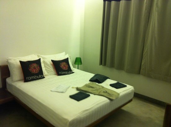 Rambutan Resort - Phnom Penh: good spacious room