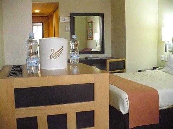 Hotel Royal Reforma: Desde un ángulo inferior