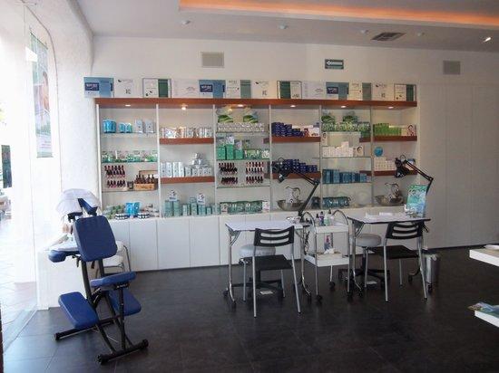 Wow! Facial Bar Cabo San Lucas: Productos