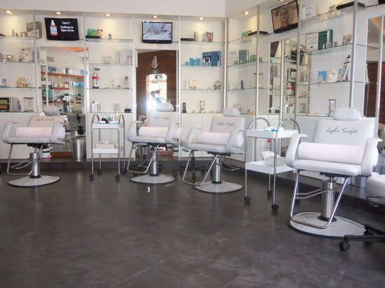Wow! Facial Bar Cabo San Lucas: Area de tratamientos