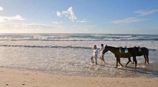 Ballina, Australien: Miles of pristine beach to ride