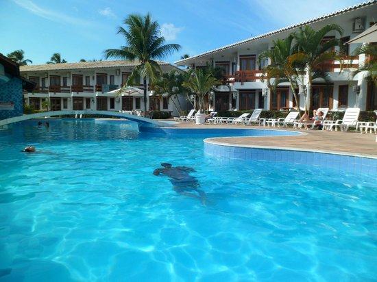 Oceano Praia Hotel: Fim de Tarde