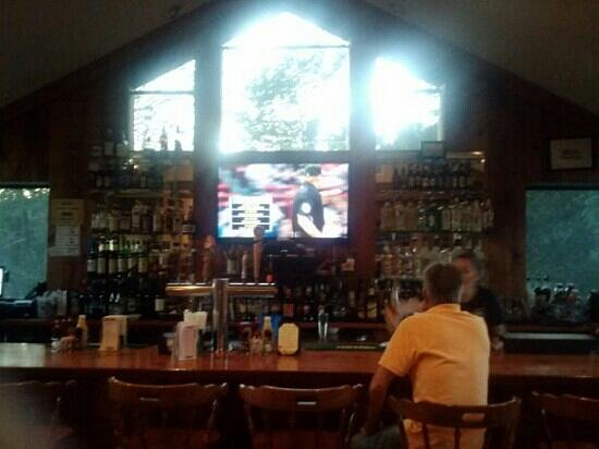 Charlie's Diner: The Bar at Charlies Diner