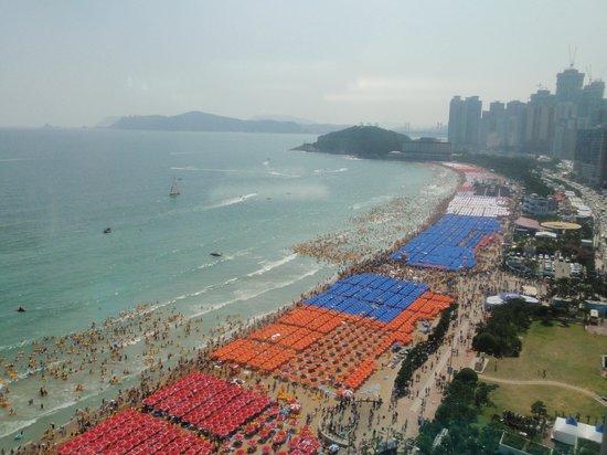 Paradise Hotel Busan Haeundae Beach