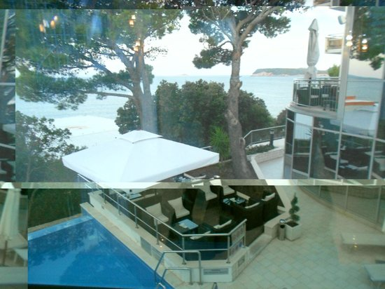 Importanne Resort Dubrovnik : Piscine côté Ariston