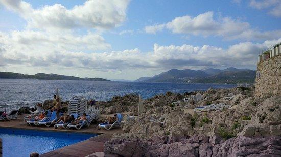 Importanne Resort Dubrovnik : Autre piscine