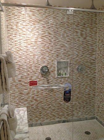 Santa Maria Suites Hotel: Shower