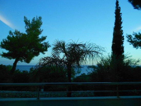 Importanne Resort Dubrovnik: Suite - vue de la terrasse