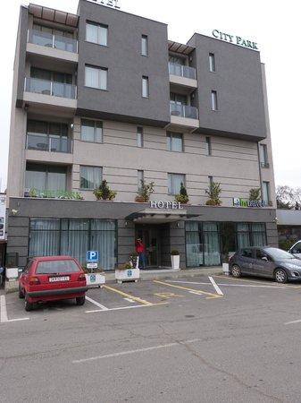 Hotel City Park: City Park Hotel