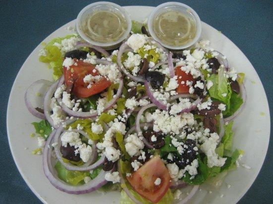 Bortolami's Pizzeria: Fresh Salads