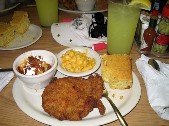 Granny's Kitchen: My meal