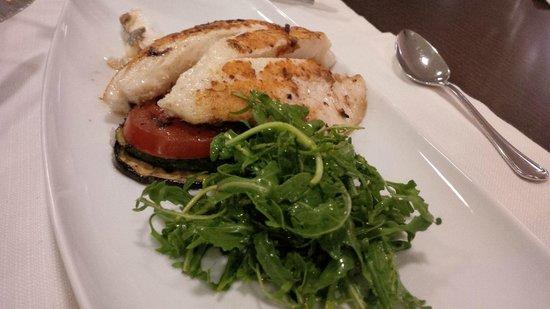 La Castile Restaurant : Le poulet