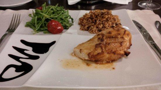 La Castile Restaurant : Le St Pierre