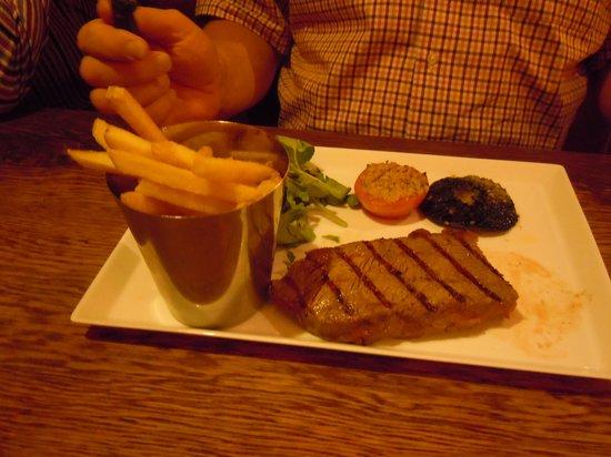 The Old Mill Inn: Steak