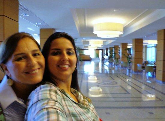 Nilhotel : Recepção do Hotel Belíssima