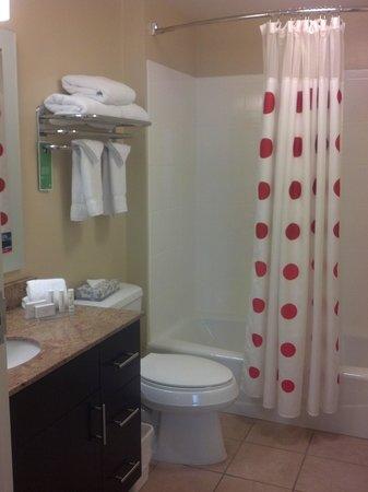 TownePlace Suites Bethlehem Easton: Bathroom