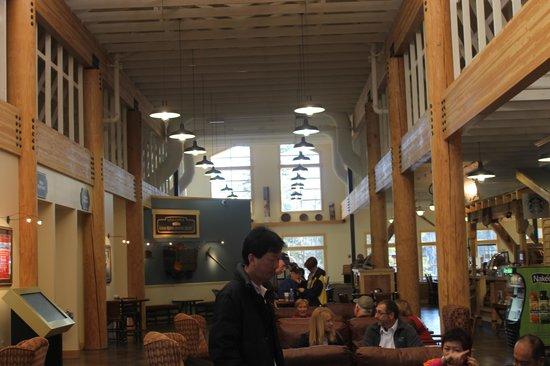 Denali Park Village : Lobby