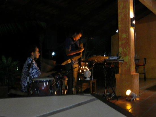 La Baula Lodge: Live entertainment