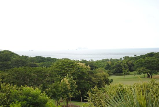 Reserva Conchal Beach Resort, Golf & Spa: View from our room