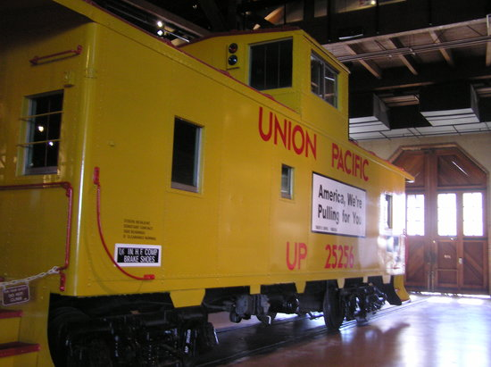 Photo of Tourist Attraction California State Railroad Museum at 111 I Street, Sacramento, CA 95814, United States