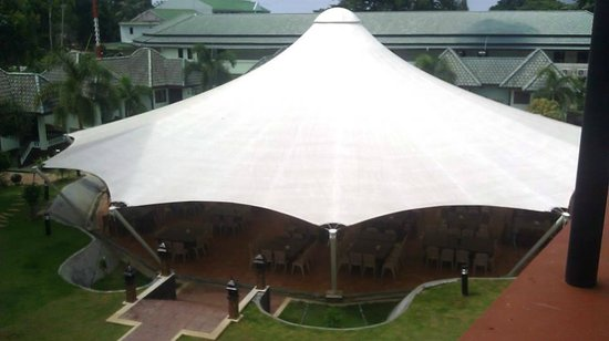 Phi Phi Andaman Beach Resort : Banquet area