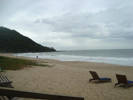 Balneario Camboriu, SC: praia dos amores