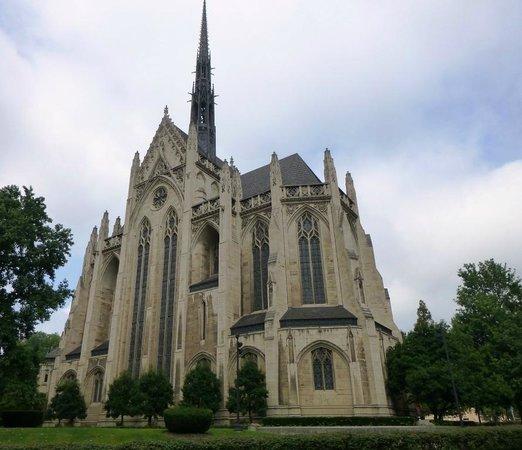 University of Pittsburgh : Heinz Chapel