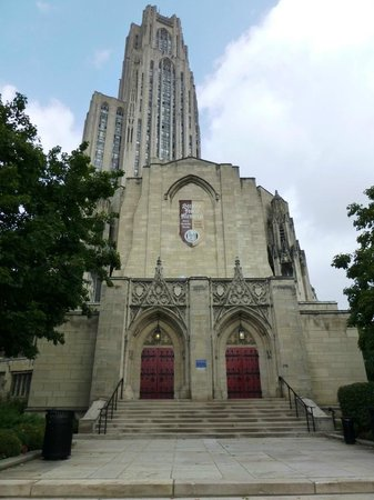 University of Pittsburgh: Stephen Collins Foster Memorial and Museum