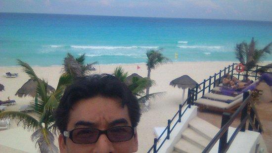 Grand Oasis Sens: La divina playa