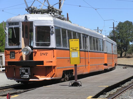 Suisun City, Kalifornien: Western CA Train Museum