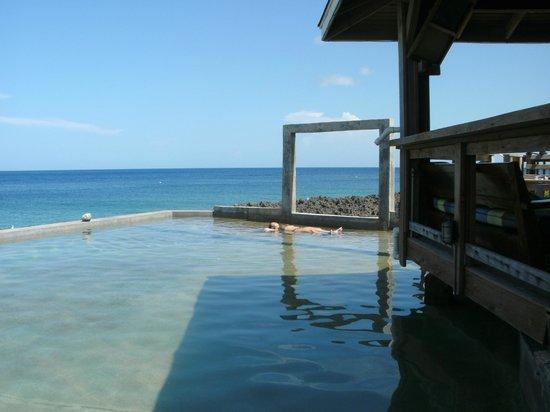 Lands End : saltwater pool