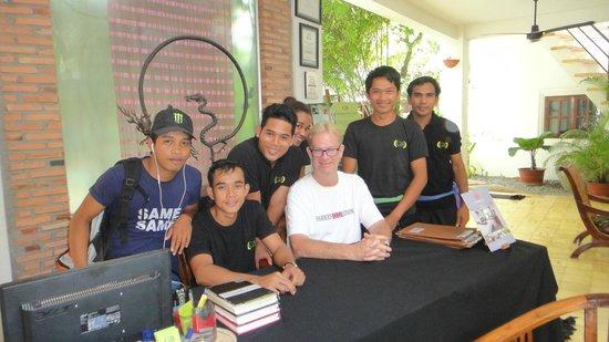Rambutan Resort - Siem Reap: sad to leave