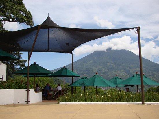 Hotel Casa Santo Domingo: Una vista que enamora