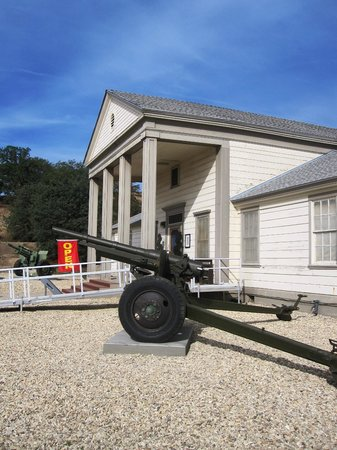 Camp Roberts Historical Museum