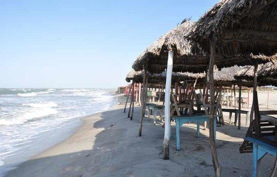 Praia de Maramar, Luis Correia, Piauí, Brasil.