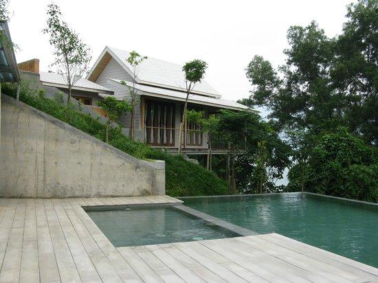 Belum Rainforest Resort: NEW PHASE KAMPUNG HOUSE