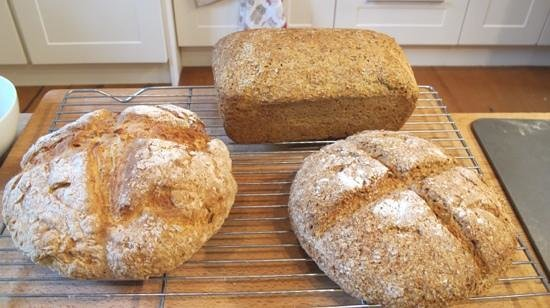 Cooking Classes at Eden Hall: Irish Bread