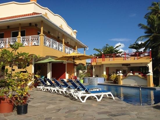 Anise Resort and Spa : home from home