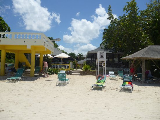 White Sands Negril: Where can you find a beach like this.