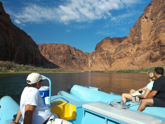 Colorado River Discovery >> Crystal Clear Waters Of The Colorado River Picture Of